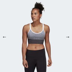 Adidas All Me Primeknit FLW Bra Sports Bra